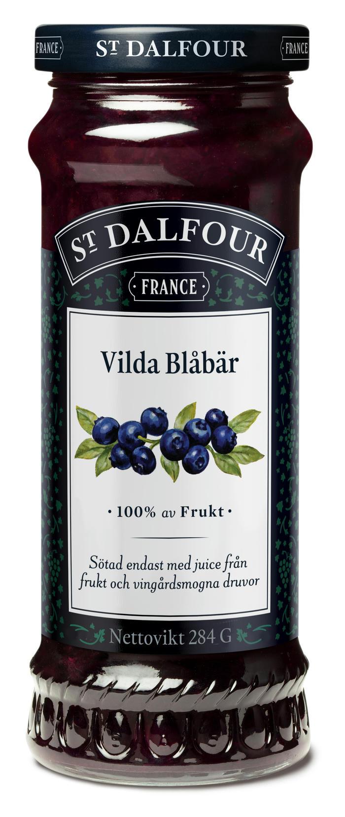 Vilda Blåbär
